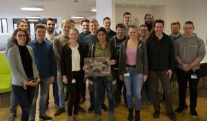 Scheckübergabe GWS-Azubis-NIMAs-Jan.2017
